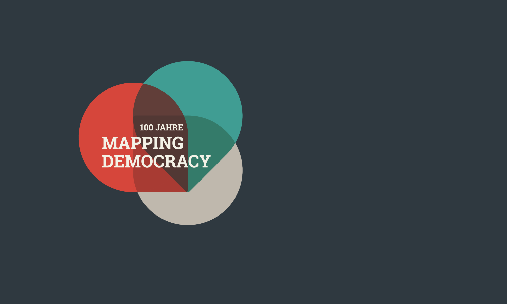 Mapping Democracy
